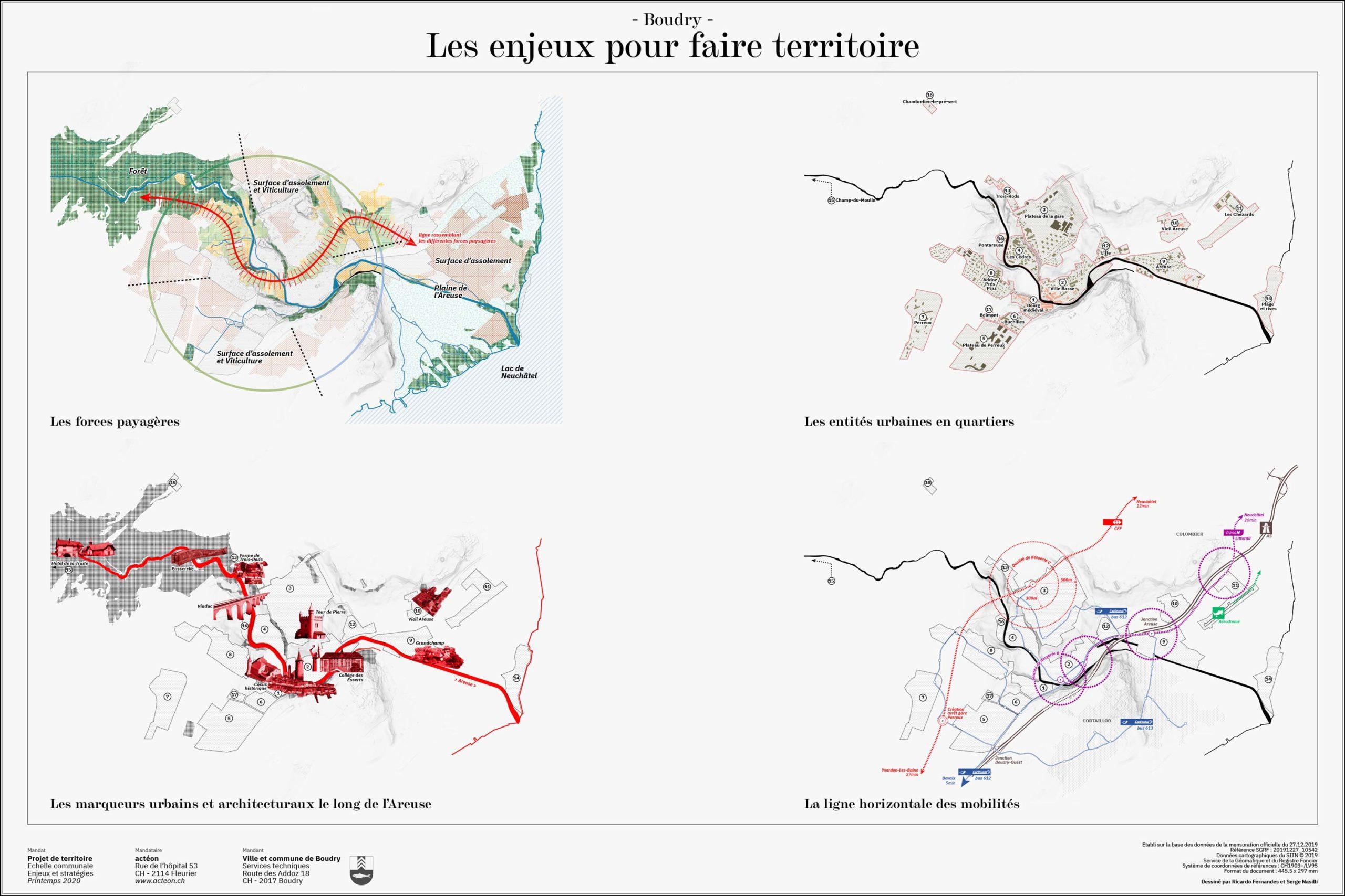 Aménagement du territoire Canton de Neuchâtel