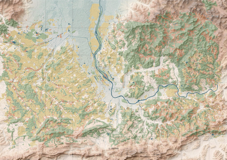 Fondement du paysage IBA