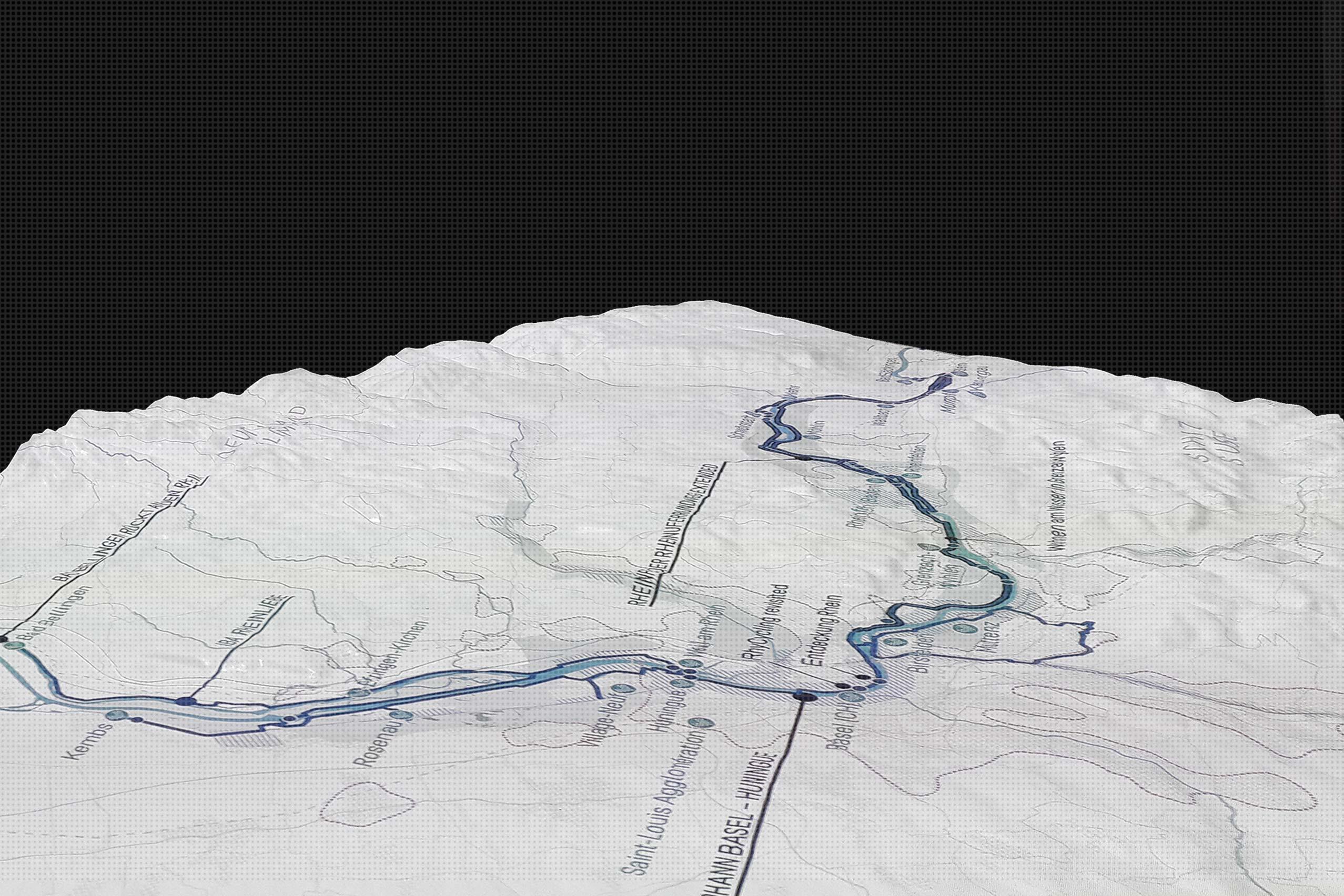 IBA Basel Expo 2020 - maquette
